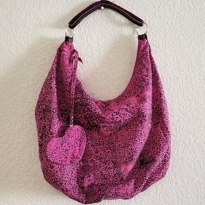 Hobo-Style Candie's purse